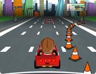 مغامرات سباق سيارات سريعه وخطيره