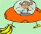 القرد والمركبة الفضائية