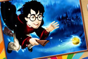 هاري بوتر الساحر فقط
