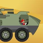 دبابة ماريو الحربية
