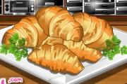 طبخ الكرواسون