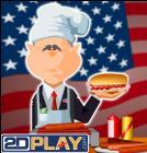 بوش الطباخ الجديد