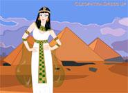 تلبيس ملكة مصر كليوباترا