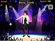تعليم رقص مايكل جاكسون
