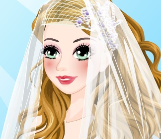 تلبيس العروس باربي فساتين الزفاف والعرائس في يوم زفافها