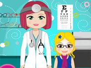 عيادة دكتورة العيون