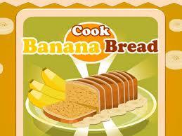 طبخ الخبز بالموز