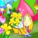 محل الزهور والورود