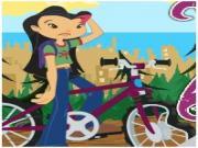 دراجات بنات فقط