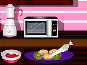 طبخ بسكويت العيد