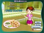طبخ سمك التاكو