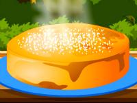 الكيكة الذهبية