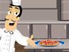 طبخ وتحضير البيتزا