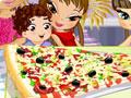 تشكيل البيتزا
