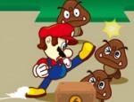 قتال ماريو ضد الفطر