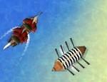 حرب السفن الحربية