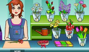 محل الزهور