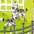 ترتيب حديقة الحيوان المفتوحة