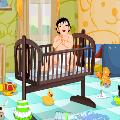 تنظيف غرفة الطفل