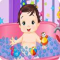 رعاية الطفل السعيد