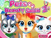 صالون القطط لقصات الشعر
