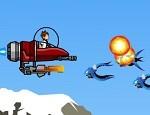 حرب طائرات بن تن
