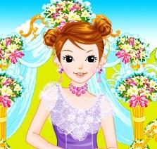 تلبيس باربي العروس الحقيقية الجميلة 2