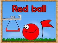 الكرة الحمراء 4 - ذكاء الكرة الحمراء النطاطة الجزء 4