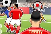 فلاش كرة قدم واحد لواحد تحدي الأبطال جديدة