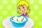 طبخ للاطفال بالفلاش