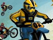 فلاش دراجات نارية بانشي سباقات دبابات