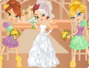 تلبيس العروسة واخواتها الحلوات