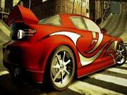 هروب السيارة الحمراء