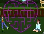 ذكاء متاهة الحب