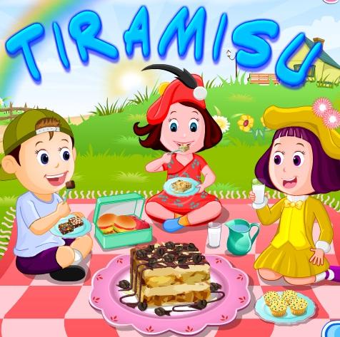 طبخ تيراميسو