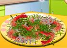 طريقة طبخ الروبيان المقلي