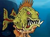 السمكة المفجوعة