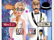 آنا وكريستوف صور الزواج