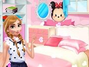 آنا تصميم أول غرفة