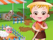 بيبي هازل جولة المزرعة