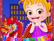بيبي هازل حفلة رأس السنة الجديدة