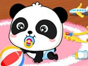 رعاية الطفل الباندا