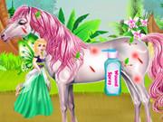 حصان الخيال