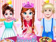 عيد ميلاد اطفال صغار