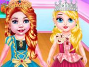 طفل تايلور: حفل كوزبلاي الأميرة