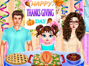 بيبي تايلور: يوم عيد الشكر