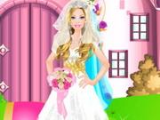 تلبيس عروسة باربي ومكياج