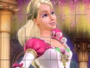 بازل تركيب الصور barbie in the 12 dancing princess