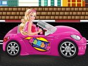 سيارة باربي الجديدة