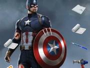 طبيب كابتن امريكا